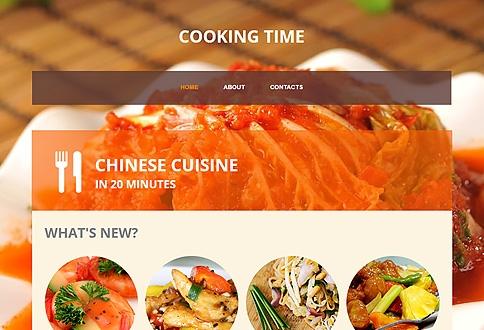 Comida Cooking Time