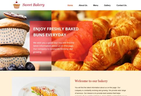 Comida-Sweet-Bakery