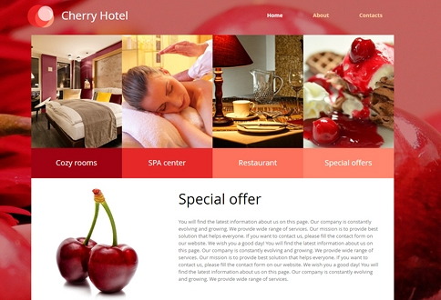 hotel Cherry hotel