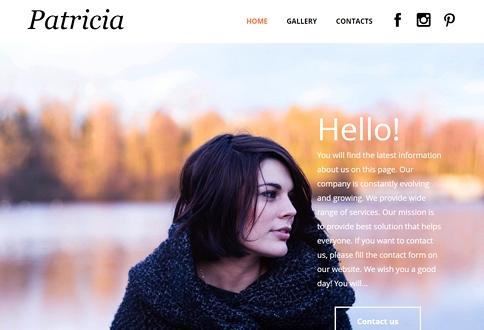 pagina personal Patricia